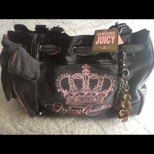 Juicy Couture NEW schoolhouse bag. Wrap it up!